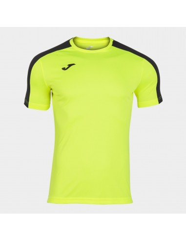 T-SHIRT ACCADEMY GIALLO